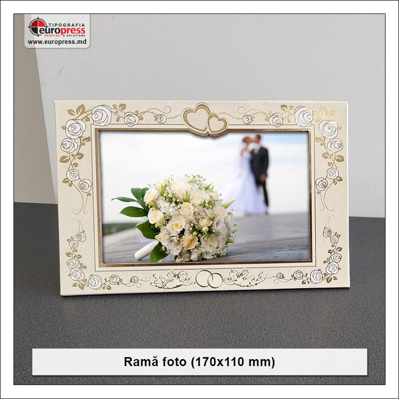 Rama foto pentru nunta - Varietate Invitatii si articole pentru Nunta - Tipografia Europress