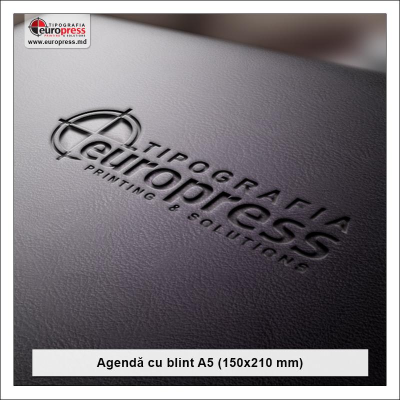 Agenda cu blint - Varietate Agende - Tipografia Europress