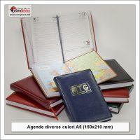 Agende in culori - Varietate Agende - Tipografia Europress