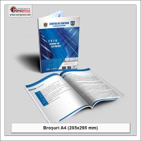 Brosura A4 - Varietate Brosuri - Tipografia Europress