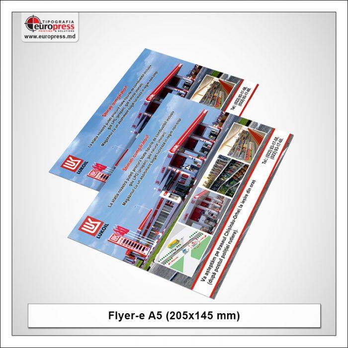 Flyer A5 - Varietate Flyere - Tipografia Europress
