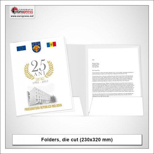 Folders model 7 - Variety of Folders - Europress Printing House