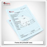Forms A4 - Variety of Forms - EuroPress Printing House