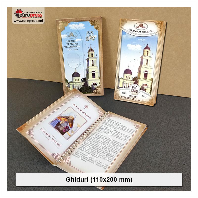 Ghid 110x200 mm - Varietate Ghiduri - Tipografia Europress