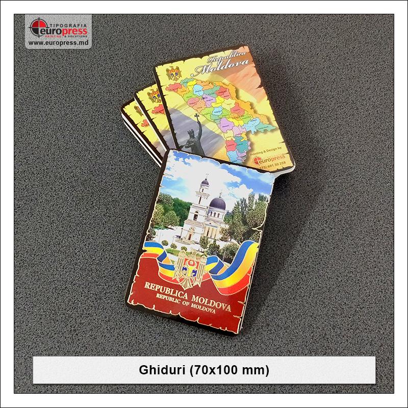 Ghid 70x100 mm - Varietate Ghiduri - Tipografia Europress