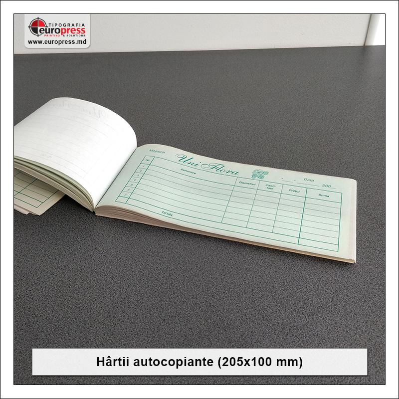 Hartii Autocopiante 205x100 mm - Varietate Hartii autocopiante - Tipografia Europress
