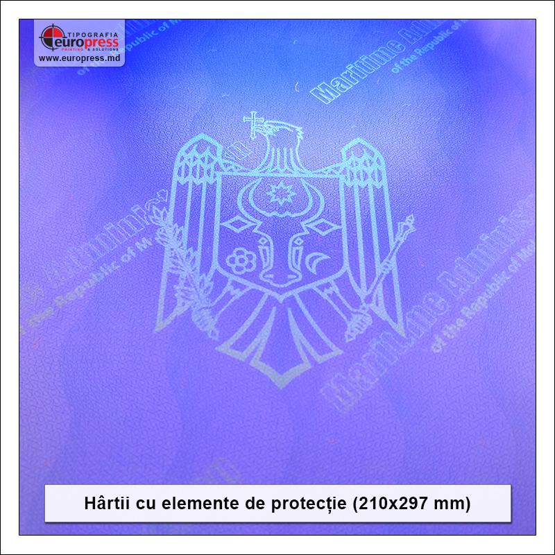 Hartii cu Elemente de Protectie exemplu 3 - Varietate Hartii cu Elemente de Protectie - Tipografia Europress