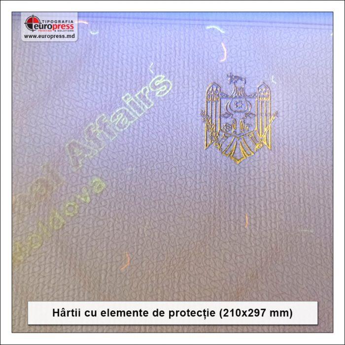 Hartii cu Elemente de Protectie exemplu 4 - Varietate Hartii cu Elemente de Protectie - Tipografia Europress