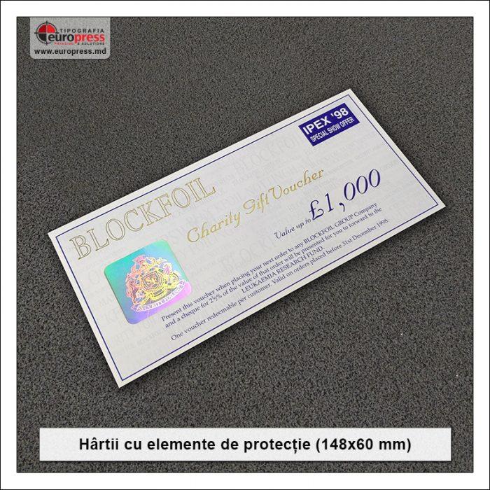 Hartii cu Elemente de Protectie exemplu 5 - Varietate Hartii cu Elemente de Protectie - Tipografia Europress