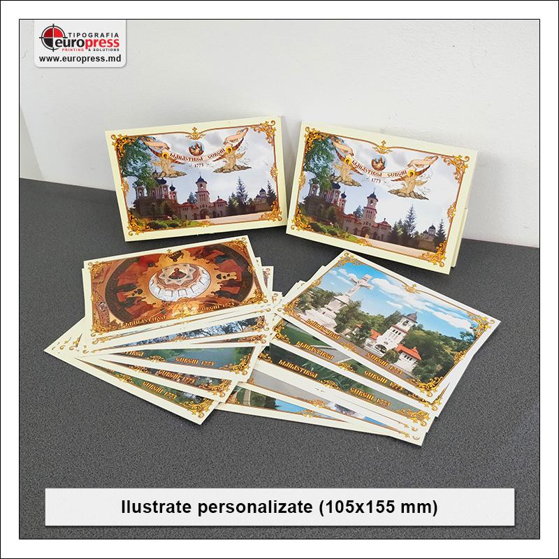 Ilustrate personalizate - Varietate Carti Postale - Tipografia Europress