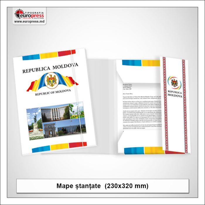 Mape cu buzunar stantate Stil 4 - varietate mape cu buzunar - Tipografia Europress