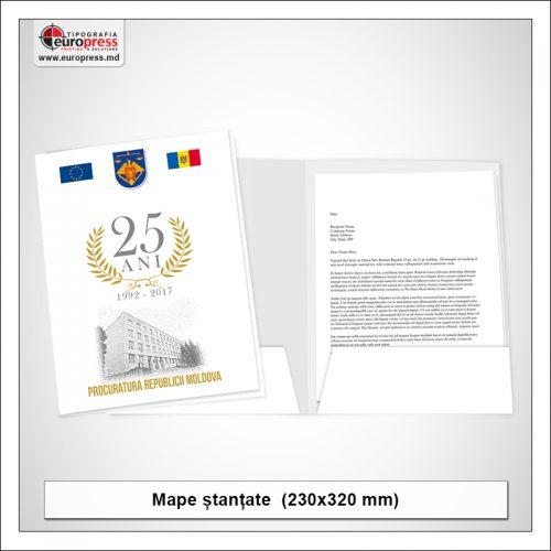 Mape cu buzunar stantate Stil 7 - varietate mape cu buzunar - Tipografia Europress