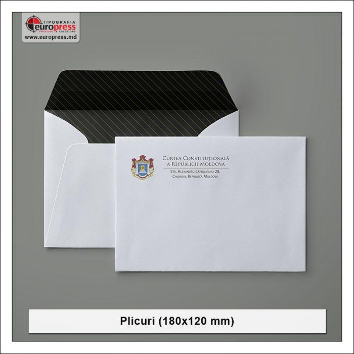 Plicuri 180x120 mm - Varietate Plicuri - Tipografia Europress