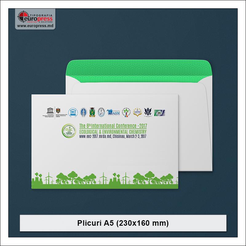 Plicuri 230x160 mm - Varietate Plicuri - Tipografia Europress