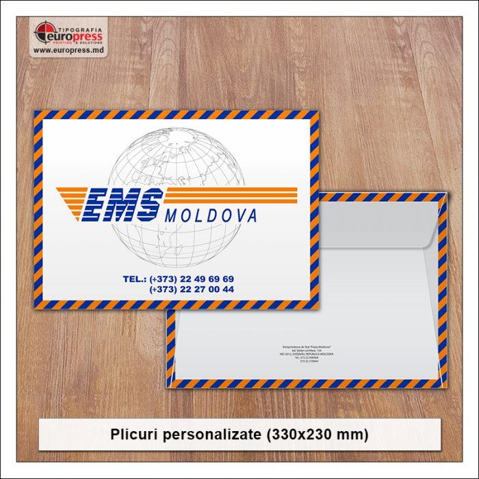 Plicuri 330x230 mm - Varietate Plicuri - Tipografia Europress