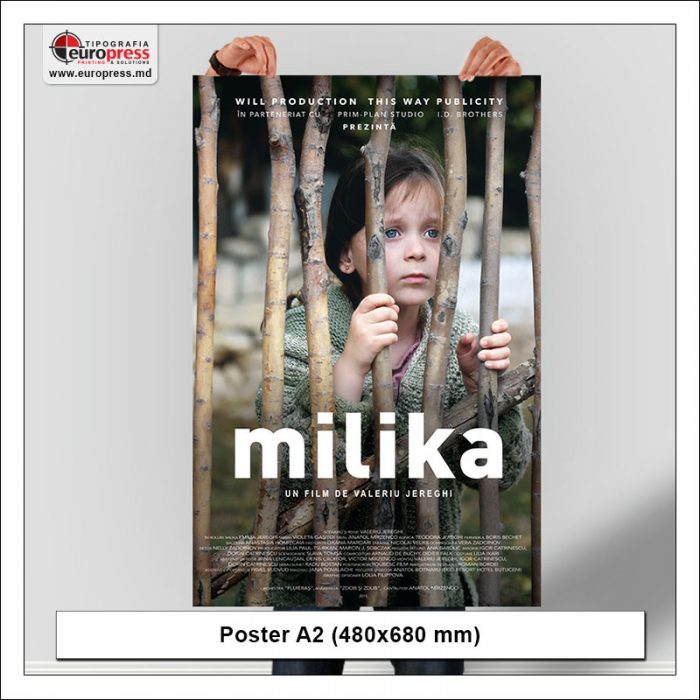 Poster A2 - Variety of Posters - EuroPress Printing House