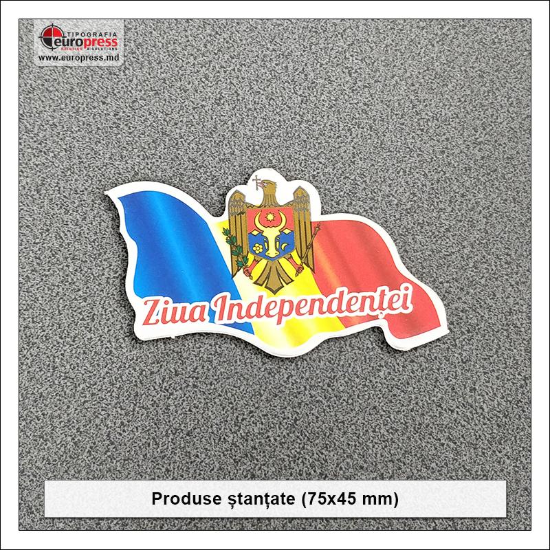 Produs stantat 75x45 mm - Varietate Produse Stantate - Tipografia Europress