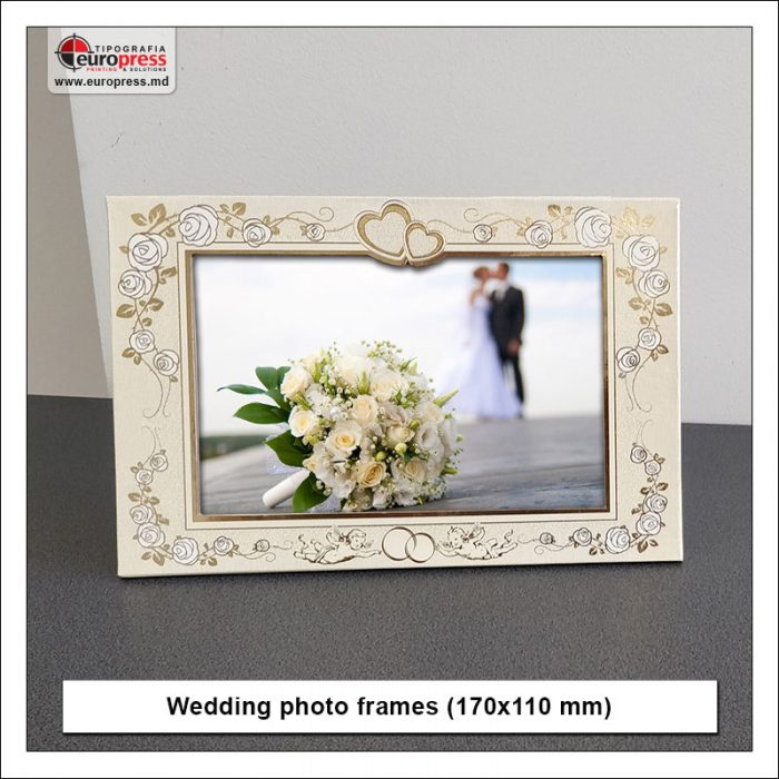 Wedding Photo Frames - variety of wedding invitations - Europress Printing House
