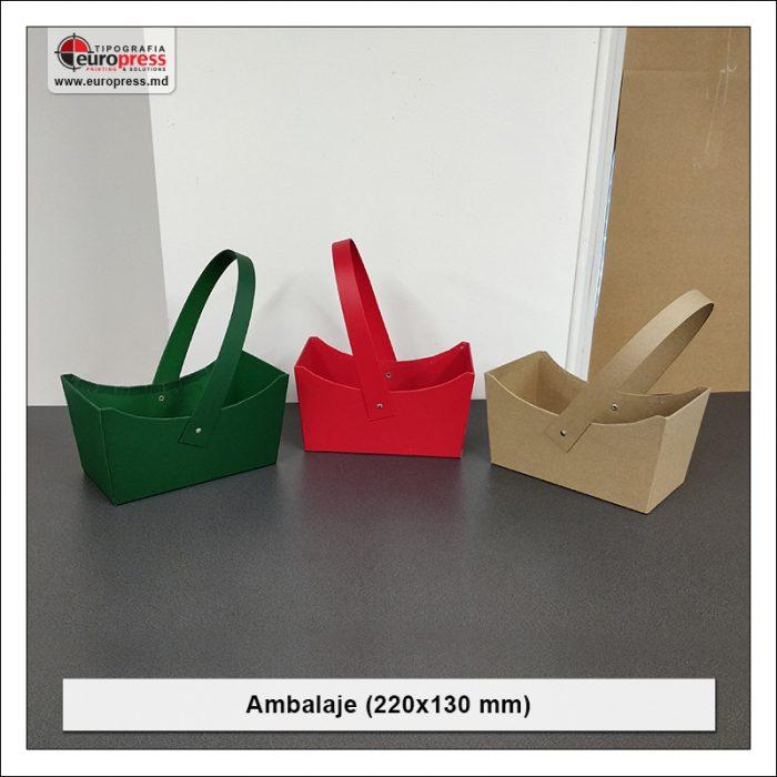 Ambalaje 220x130 mm - Varietate Ambalaje - Tipografia Europress
