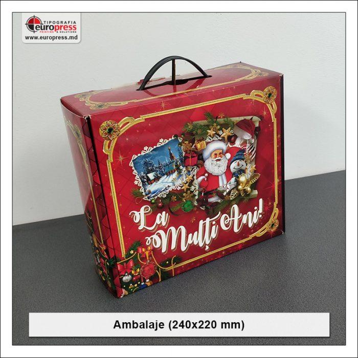 Ambalaje 240x220 mm - Varietate Ambalaje - Tipografia Europress