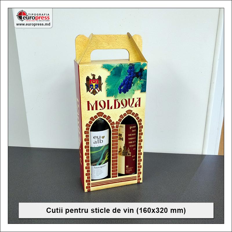 Cutii pentru sticle de vin model 2 - Varietate Cutii Diverse Forme - Tipografia Europress