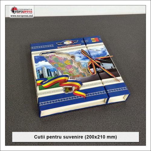 Cutii pentru suvenire - Varietate Cutii Diverse Forme - Tipografia Europress