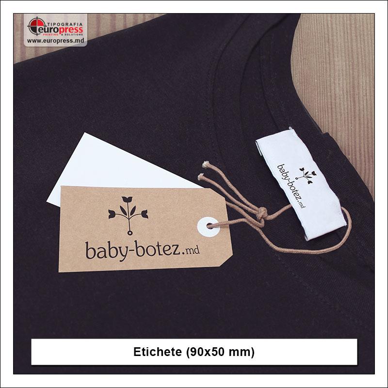 Eticheta pentru produs 1 - Varietate etichete pentru produse - Tipografia Europress