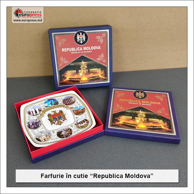 Farfurie Moldova - Varietate Produse Brand Moldova - Tipografia Europress