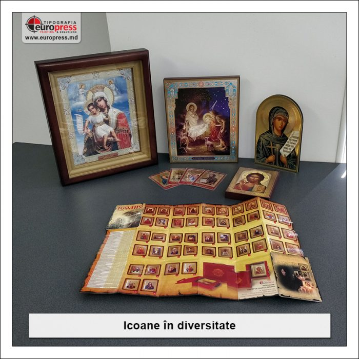 Icoane - Varietate Articole Bisericesti - Tipografia Europress
