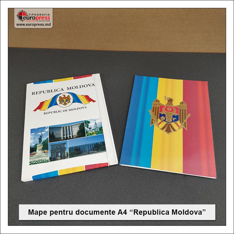 Mape A4 Moldova pentru documente - Varietate Mape - Tipografia Europress