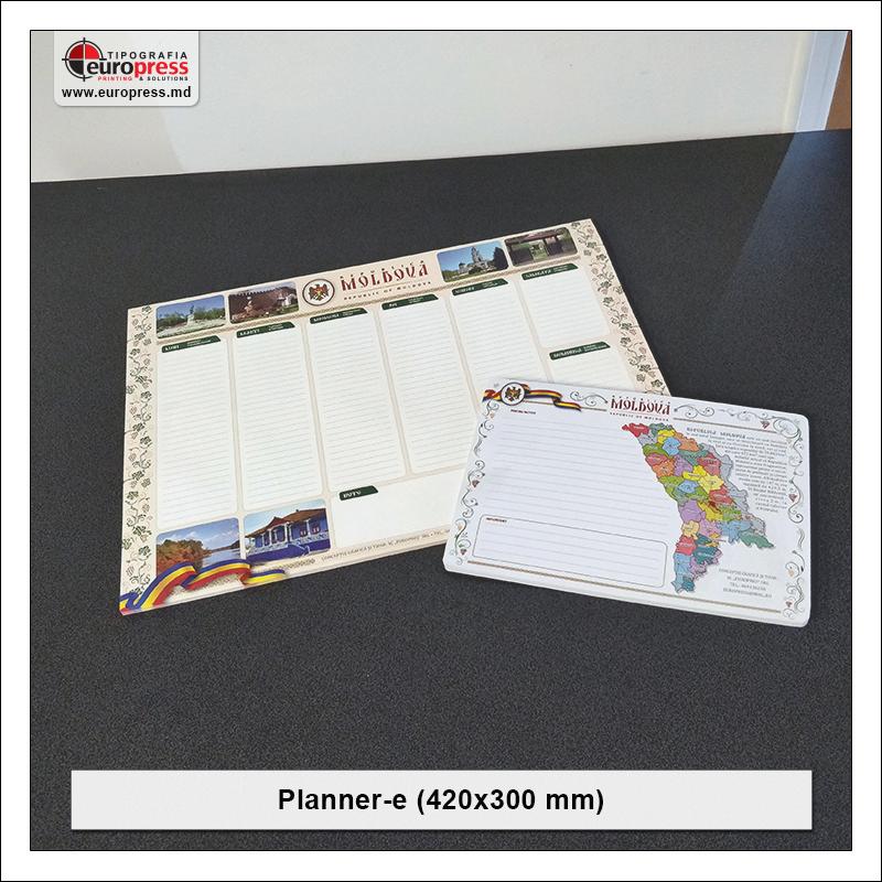 Organizer 420x300 mm - Varietate organizere si plannere - Tipografia Europress