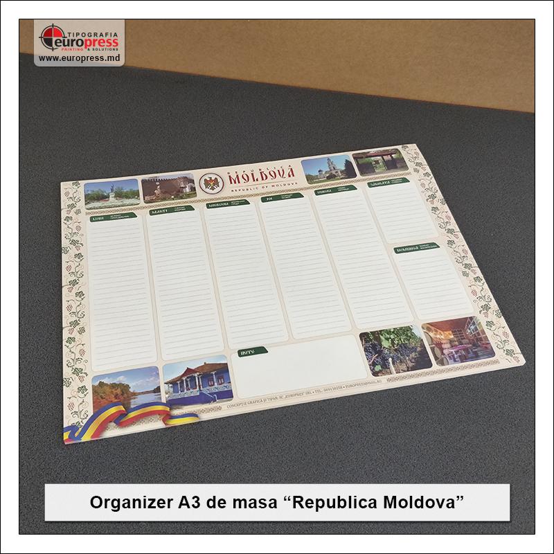 Organizer Moldova - Varietate Produse Brand Moldova - Tipografia Europress
