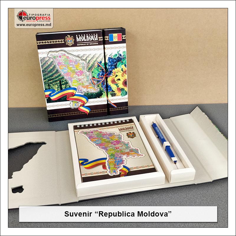 Suvenire Moldova - Varietate Produse Brand Moldova - Tipografia Europress